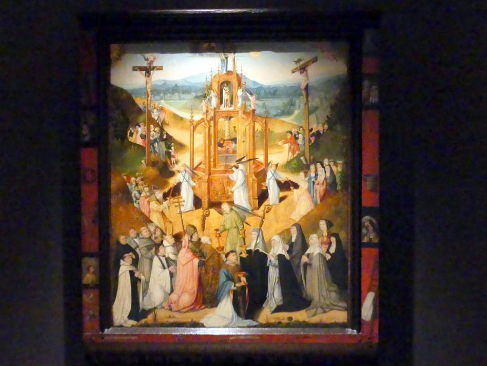 Meister des Lebensbrunnens: Lebensbrunnen, Epitaph für Jan Clemenssoen, 1511