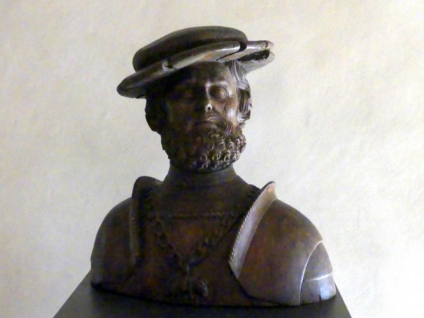 Büste Karls V., um 1531 - 1540