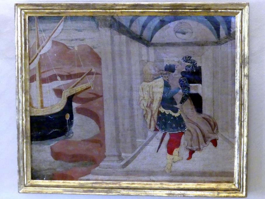 Antonfrancesco di Giovanni dello Scheggia: Der Raub der Helena, Undatiert
