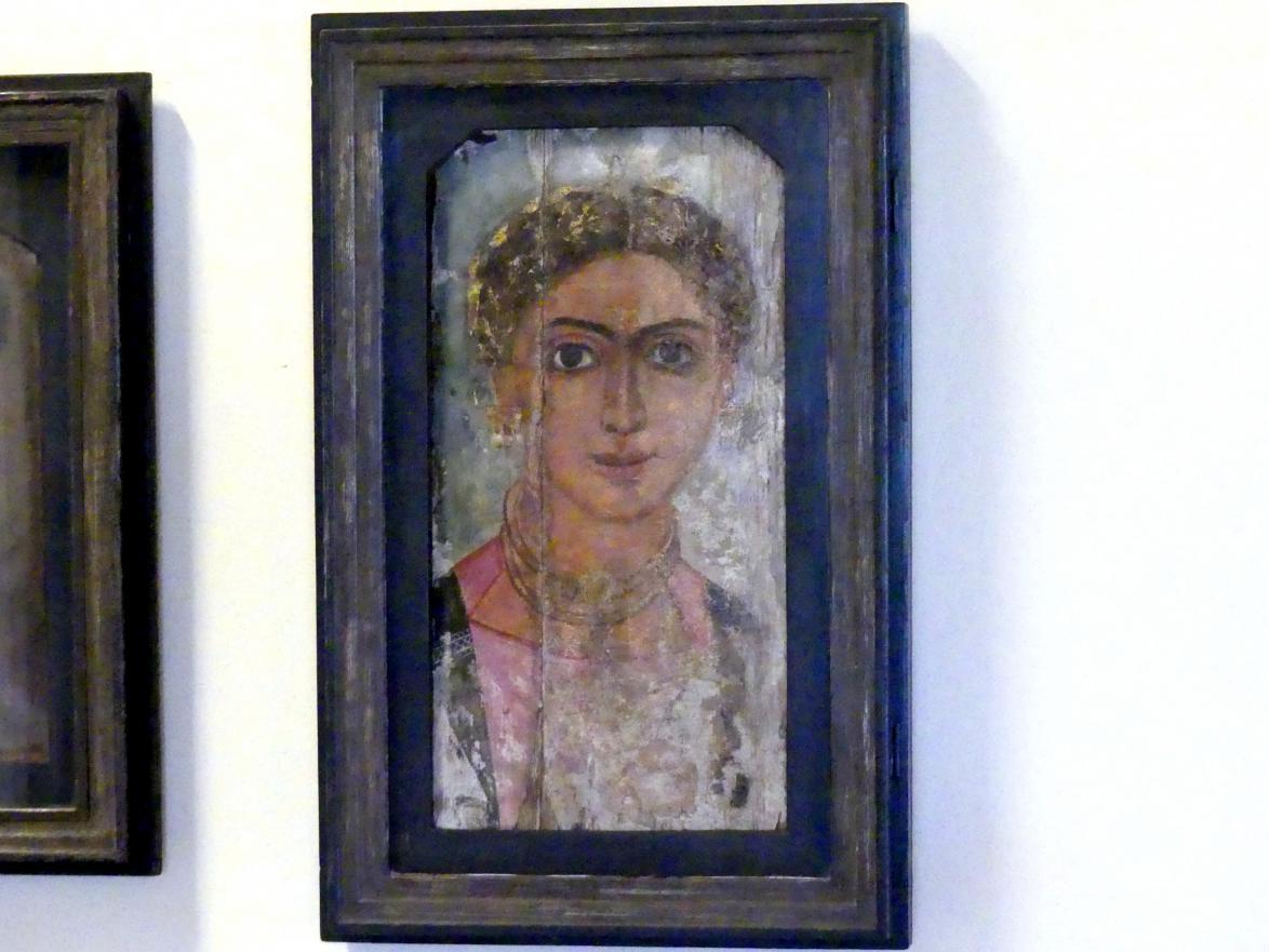 Bildnis eines Mädchens, Mitte 4. Jhd.