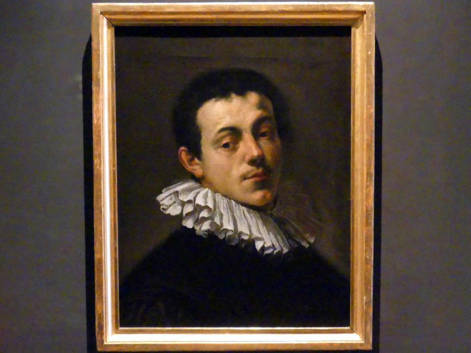 Hans von Aachen: Bildnis des Malers Joseph Heintz, 1584 - 1585