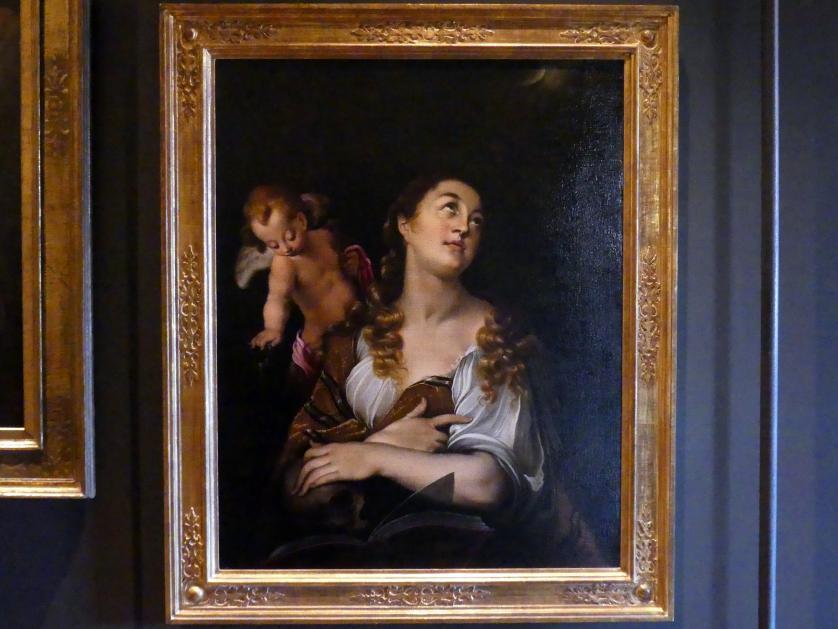 Joseph Heintz der Ältere: Hl. Magdalena mit Engel, Undatiert