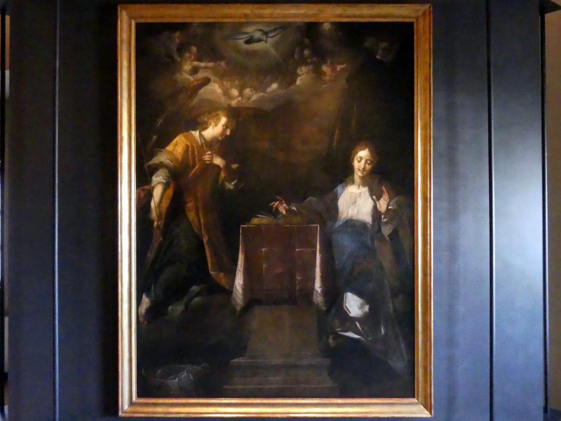 Hans von Aachen: Mariä Verkündigung, 1613