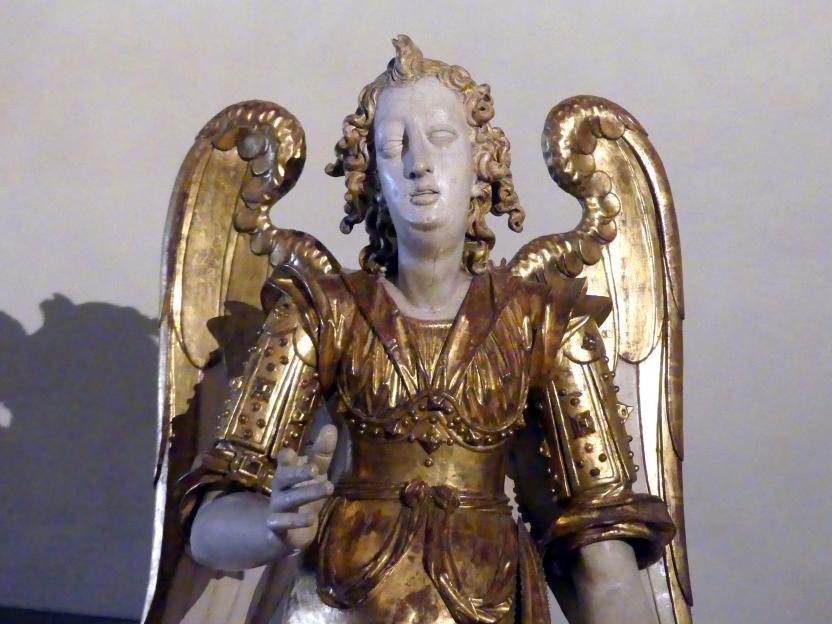 Ernst Johann Heidelberger: Engel, um 1630, Bild 5/6