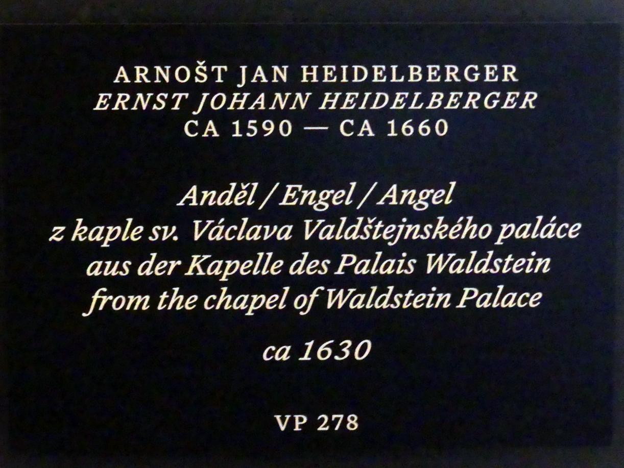 Ernst Johann Heidelberger: Engel, um 1630, Bild 6/6