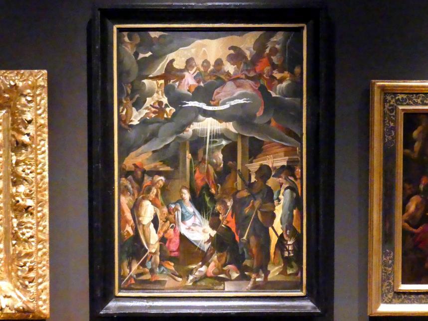 Matthäus Gundelach: Die Anbetung der Hirten, Undatiert