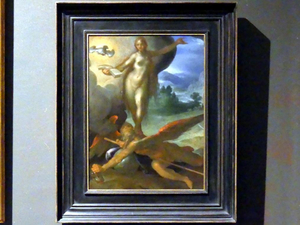 Bartholomäus Spranger: Der Sieg des Glaubens über die Zeit, Undatiert