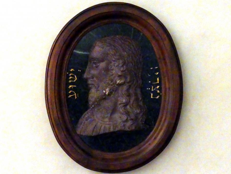Francesco del Tadda (Francesco Ferrucci): Das Antlitz Christi, 1560