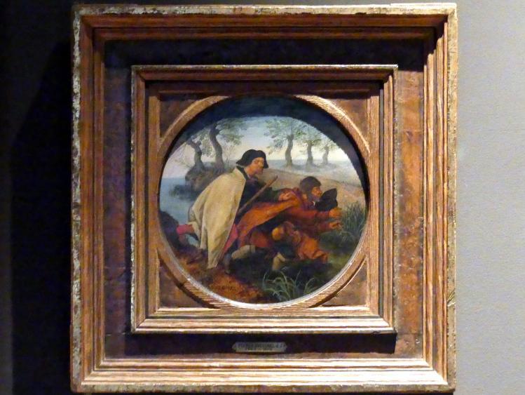Pieter Brueghel der Jüngere (Höllenbrueghel): Das Gleichnis von den Blinden, um 1620