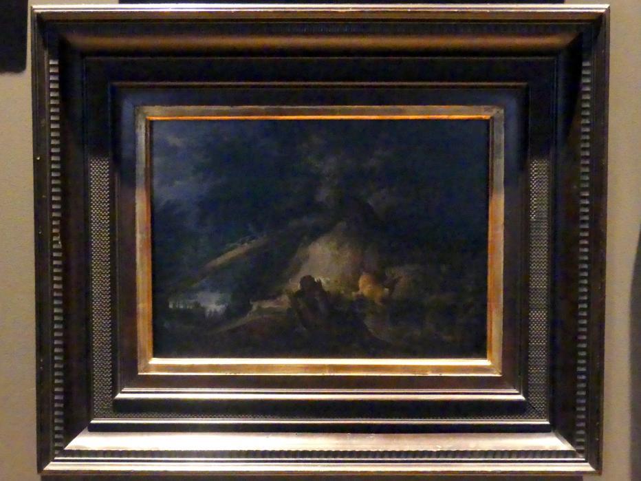 Roelant Savery: Hirschjagd, 1610 - 1612