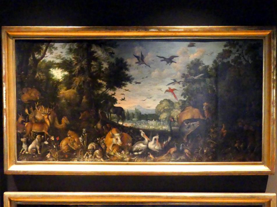 Roelant Savery: Das Paradies, 1618