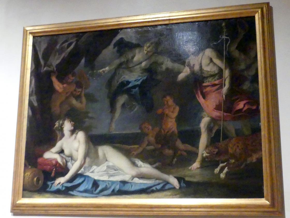 Sebastiano Ricci: Bacchus und Ariadne, Undatiert