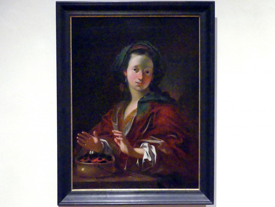 Michael Wenzel Halbax: Allegorie des Tastsinns, um 1700