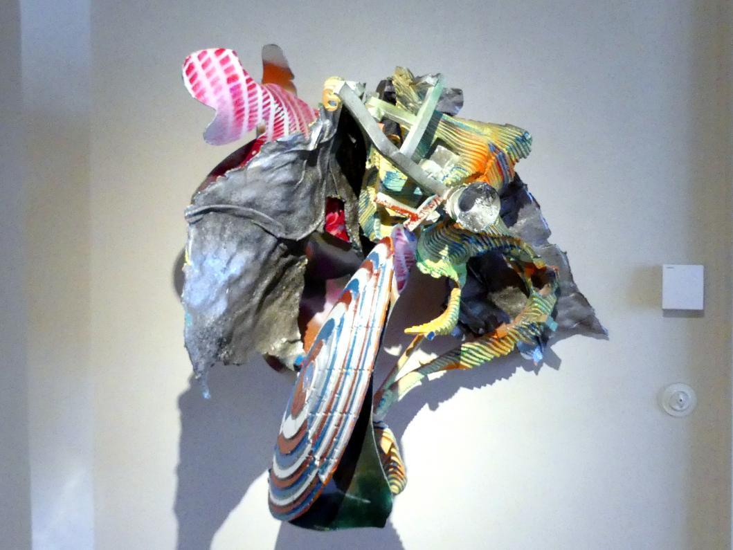 Frank Stella: Kalendergedanken (#8 aus dem Kleist-Zyklus), 1999