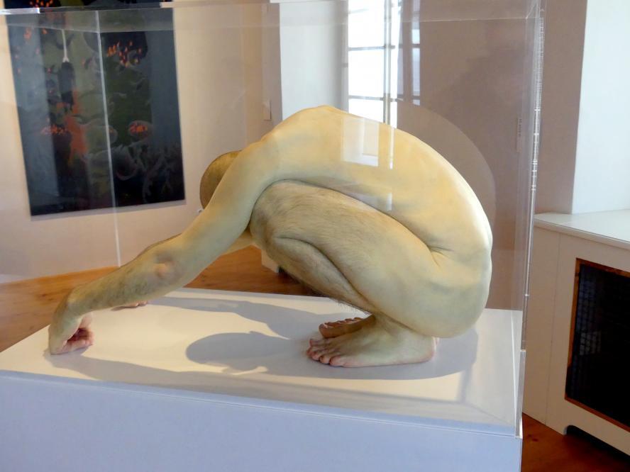 Ron Mueck: Ohne Titel (Rasierter Kopf), 1998, Bild 2/5