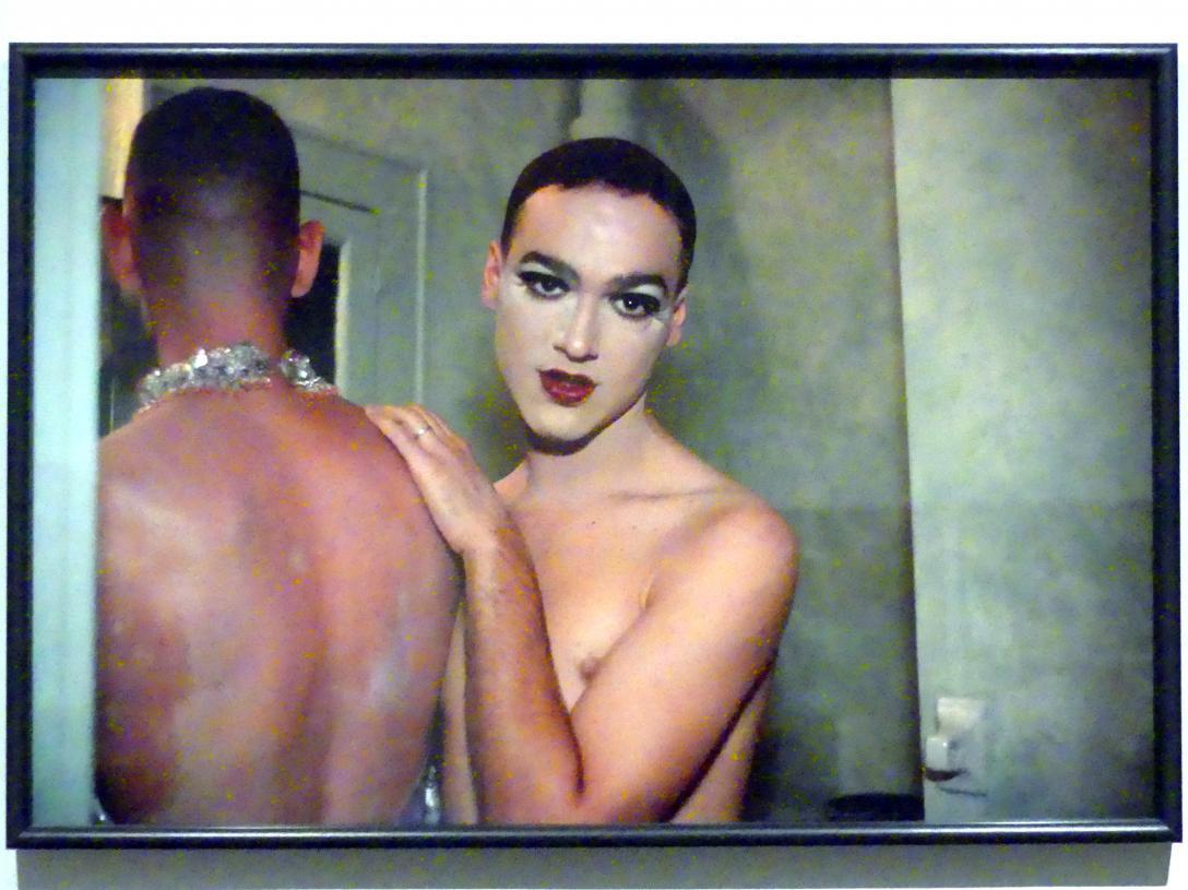 Nan Goldin: Jimmy Paulette und Taboo! im Badezimmer, NYC, 1991