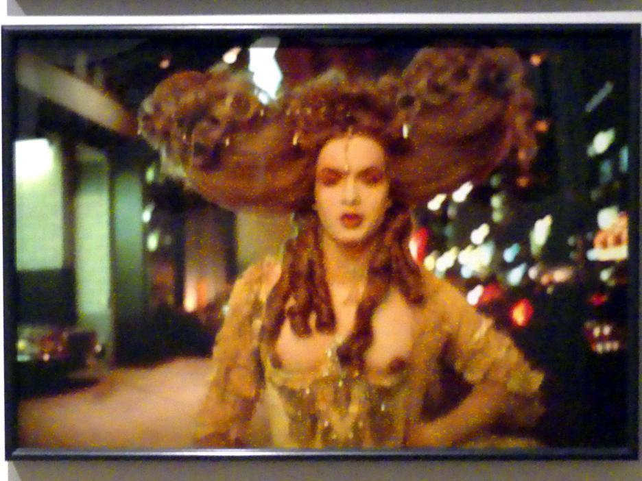 Nan Goldin: Joey beim Love Ball, NYC, 1991