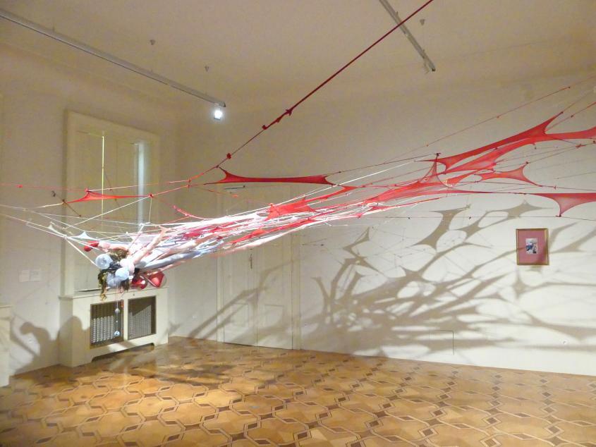 Madeleine Berkhemer: Celesta, 2000