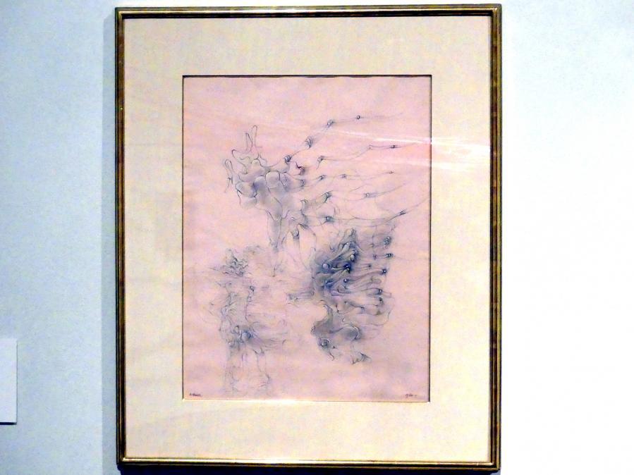 Hans Bellmer: Figur, 1960