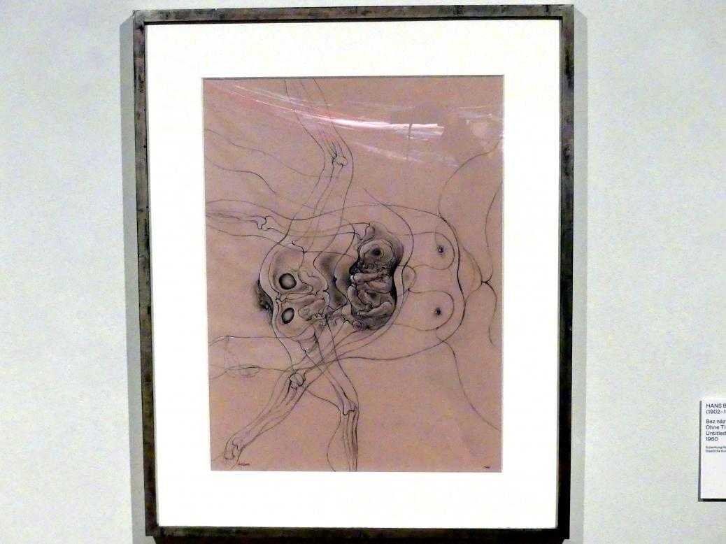 Hans Bellmer: Ohne Titel, 1960