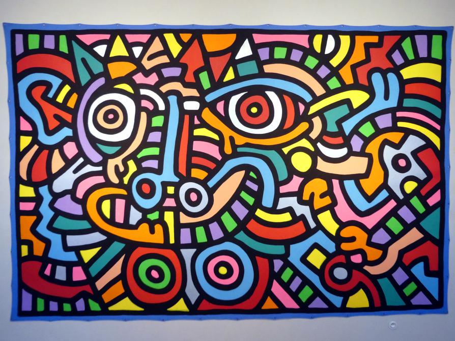 Keith Haring: Ohne Titel, 1986