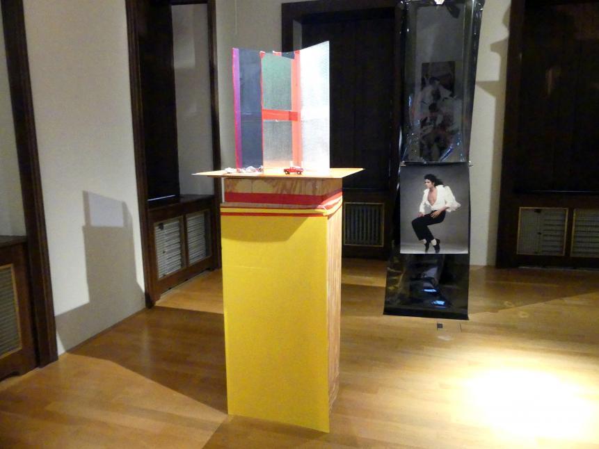 Isa Genzken: Fuck the Bauhaus (#6), 2000