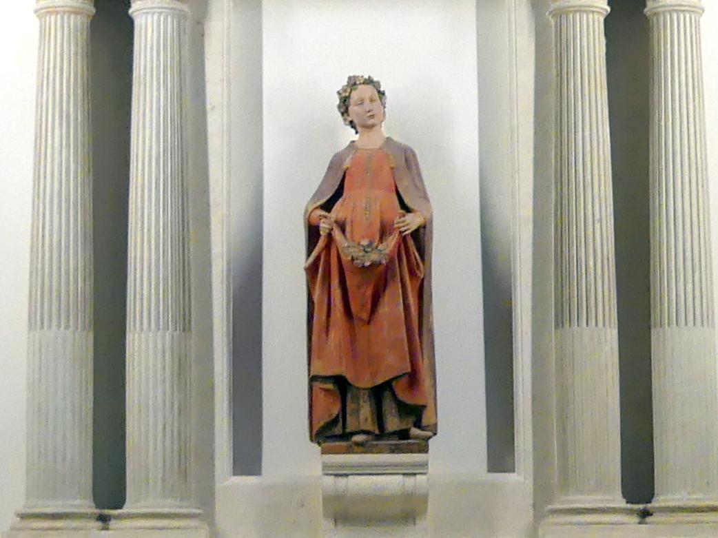 Andrea della Robbia: Hl. Dorothea, um 1500