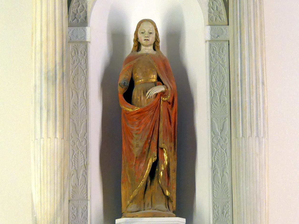 Vincenzo Onofri: Hl. Lucia, Ende 15. Jhd.