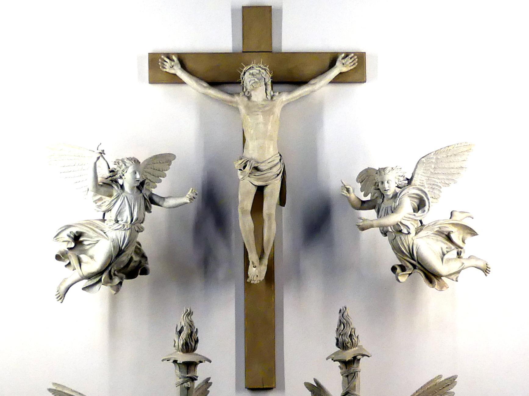 Antonio Begarelli: Kruzifix, nach 1534