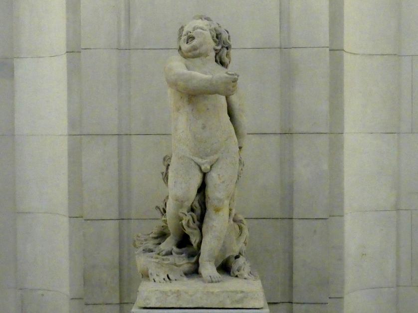 Johann Gottfried Knöffler: Der Choleriker - aus einer Reihe der Vier Temperamente, um 1763 - 1770