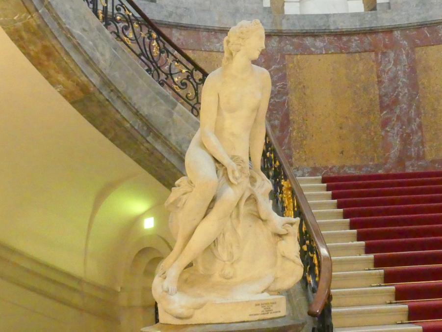 Jean-Baptiste Pigalle: Venus, 1746 - 1748