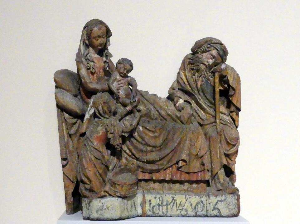 Geburt Christi, Beginn 15. Jhd.