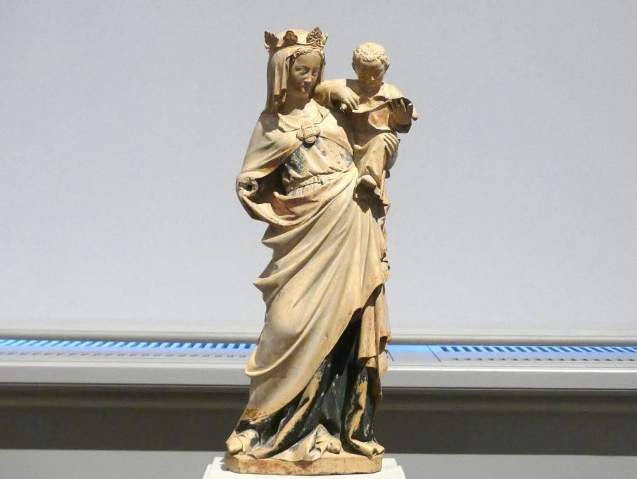 Muttergottes, um 1290