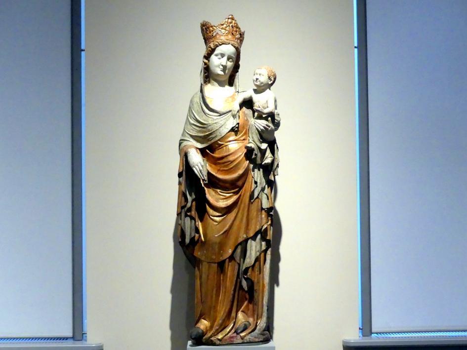 Muttergottes, um 1330