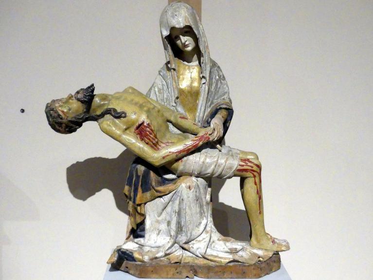Maria mit dem Leichnam Christi (Vesperbild), um 1435