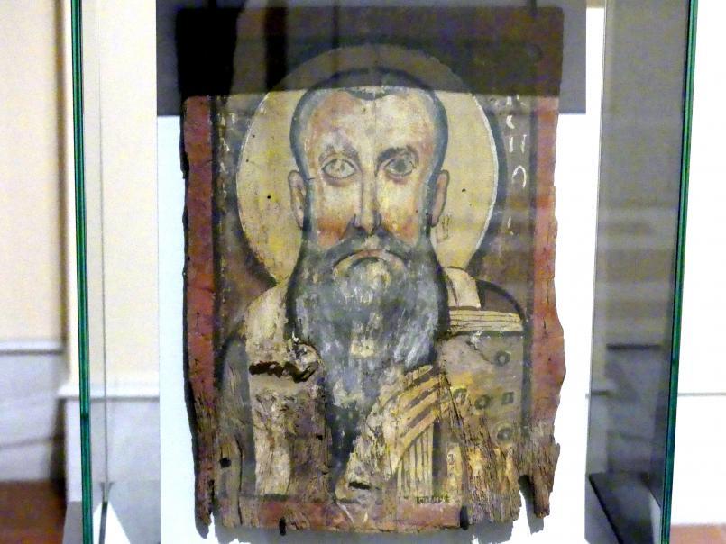 Tafelbildnis des Bischofs Abraham von Hermonthis, um 590 - 600