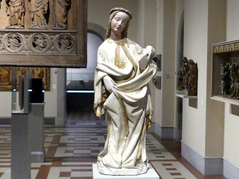 Hl. Agnes, um 1390