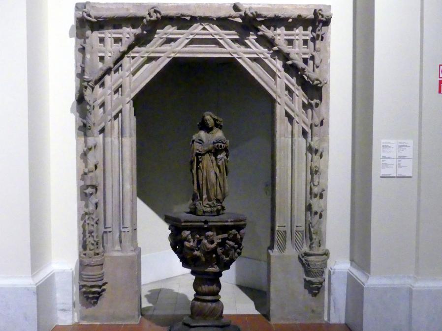 Portal, um 1500