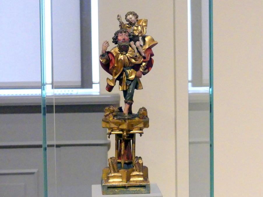 Hl. Christophorus, um 1490