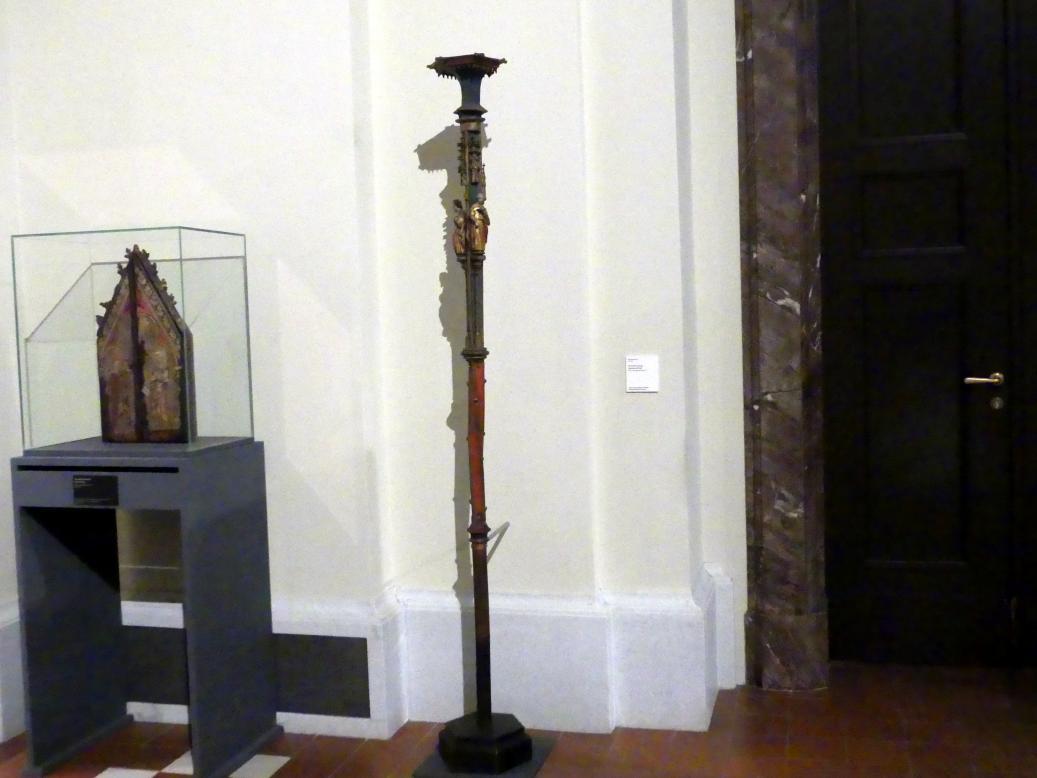 Prozessionsstange, um 1520
