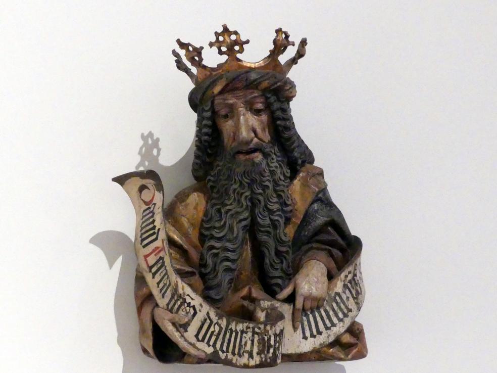 König David, um 1460 - 1470
