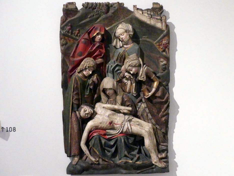 Beweinung des Leichnams Christi, um 1480