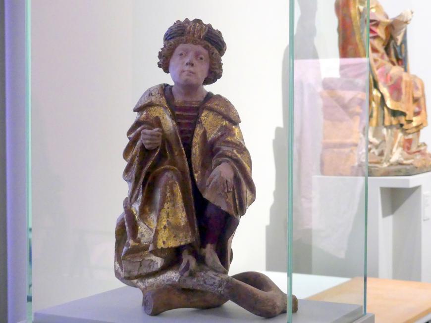 Michael Pacher: König aus einer Wurzel Jesse, um 1480 - 1490