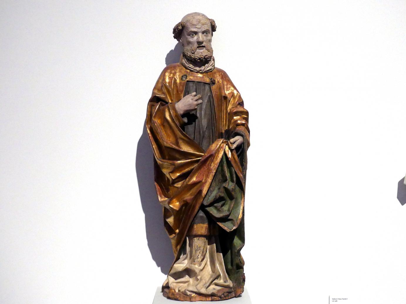 Hl. Petrus, um 1480