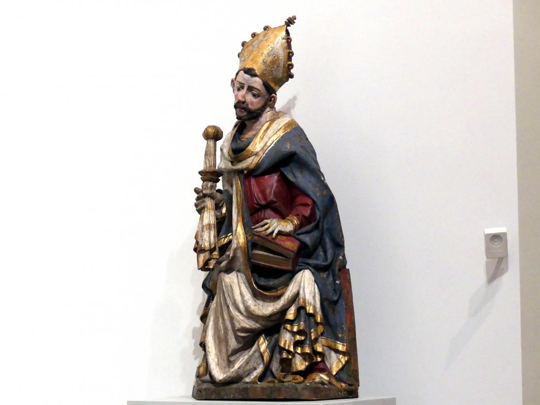 Meister der Scheiflinger Pietà: Hl. Augustinus aus dem Dom zu Seckau, um 1420