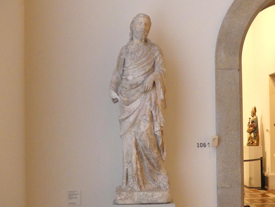 Pacio Bertini da Firenze: Apostel Jakobus der Jüngere (?), um 1340