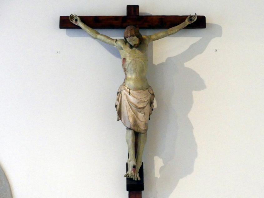 Kruzifix, 2. Hälfte 14. Jhd.