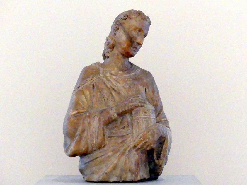 Gano di Fazio (Gano da Siena): Hl. Galganus, um 1310