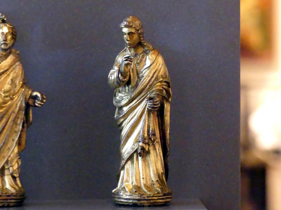 Der auferstandene Christus, 2. Hälfte 14. Jhd.