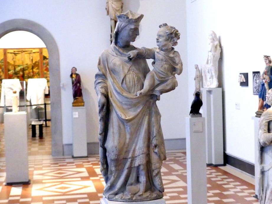 Giovanni Pisano: Madonna, um 1314